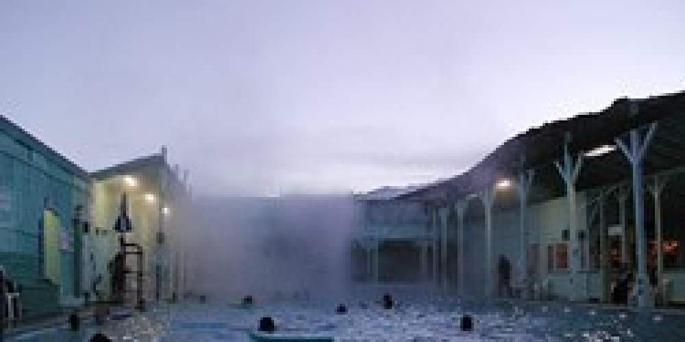 Keough\'s Hot Springs offers a warm swim and plenty of other amenities. – Keough\'s Hot Springs