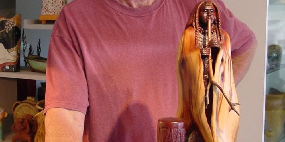 Manzanita Carver Bob Boomer – Jon Bock