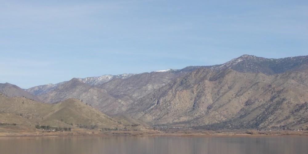 Near Beautiful Lake Isabella – Carla Thorn
