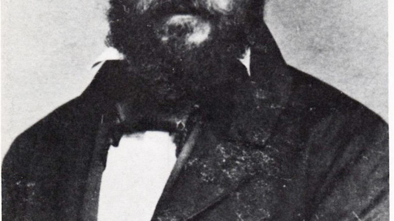 Charles Meysan who built the first store in Lone Pine.