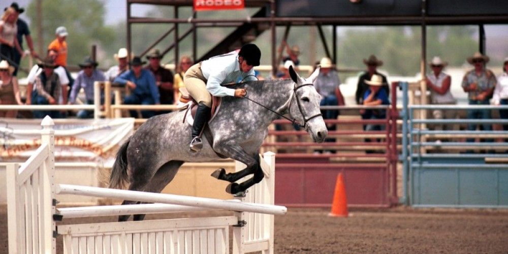Jumping Class – Photo by Ira Gostin