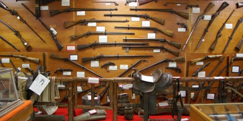 gun collection – Lorissa Soriano