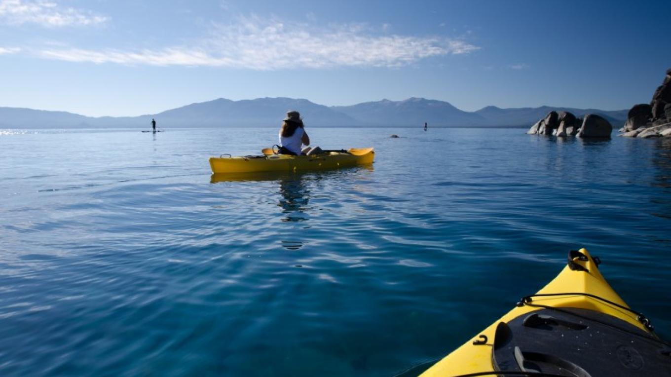 Lake Tahoe Water Trail Committee