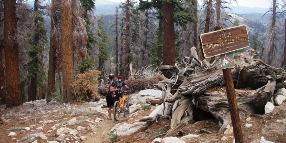 Trail Head – Moutain and River Adventures/John Stallone