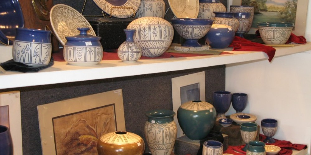 Ceramic Selection by James Martin – Charles Topping