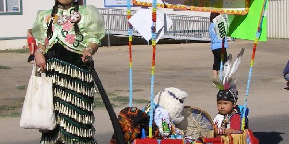 Indian Days Parade - Participant – Staff