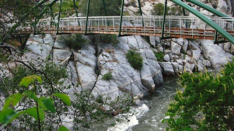View of The Bridge crossing the San Joaquin River – Sue Leeper