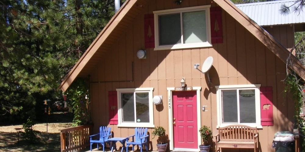 Sugar Pine Cabin – Jenine Haugh