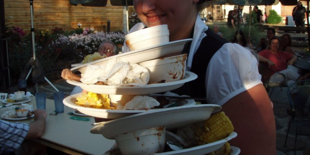 Did we eat all that!?! – Dale Silverman