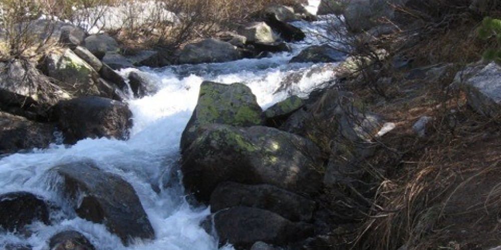 Rock Creek cascade – Bradley Cleveland