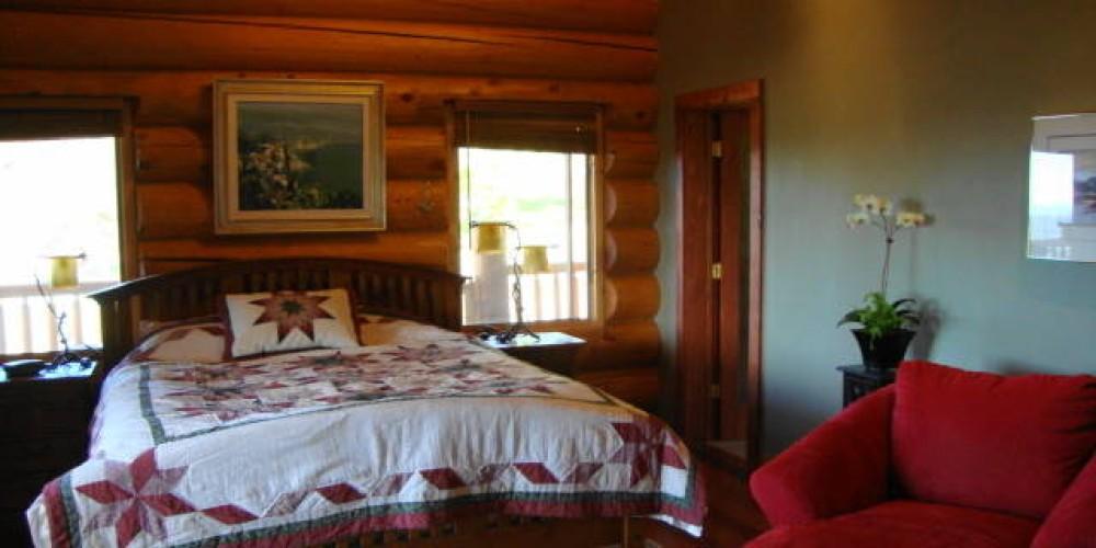 Main house main floor master bedroom – CK Martin