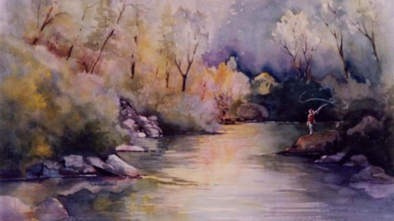 Fishing San Joaquin – Phyllis Overstreet
