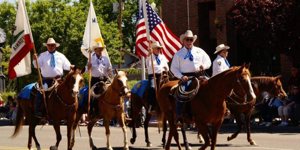 Sheriff's posse – Lorissa Soriano