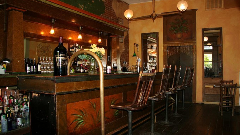 Imperial Hotel bar – Christine Gustafson