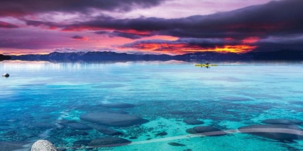 Light's Last Frontier Kayak Adventure Tour - Lake Tahoe – Tahoe Jack's Adventure Authority