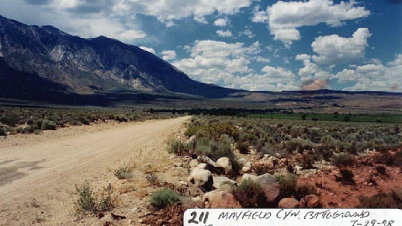 Site of the Owens Valley Indian War of 1861-1865 – Landmark Adventures