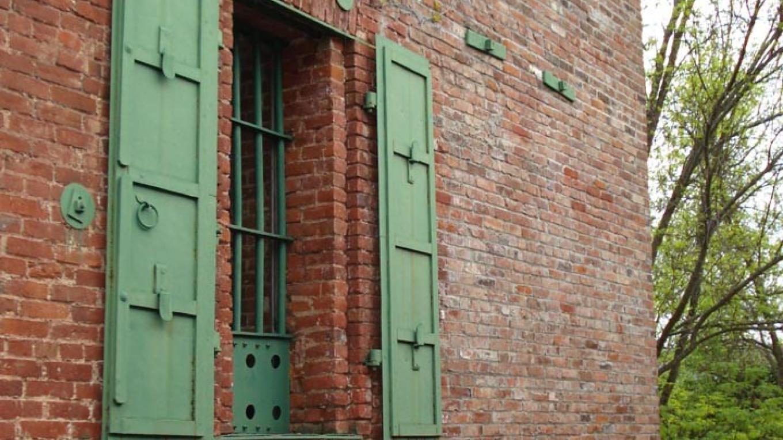 Old County Jail – Joe Sparagna