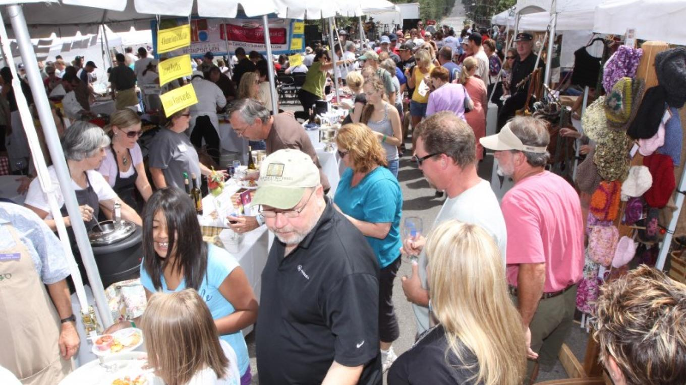 Our first event was packed, this year will be bigger and better! – TahoeChamber