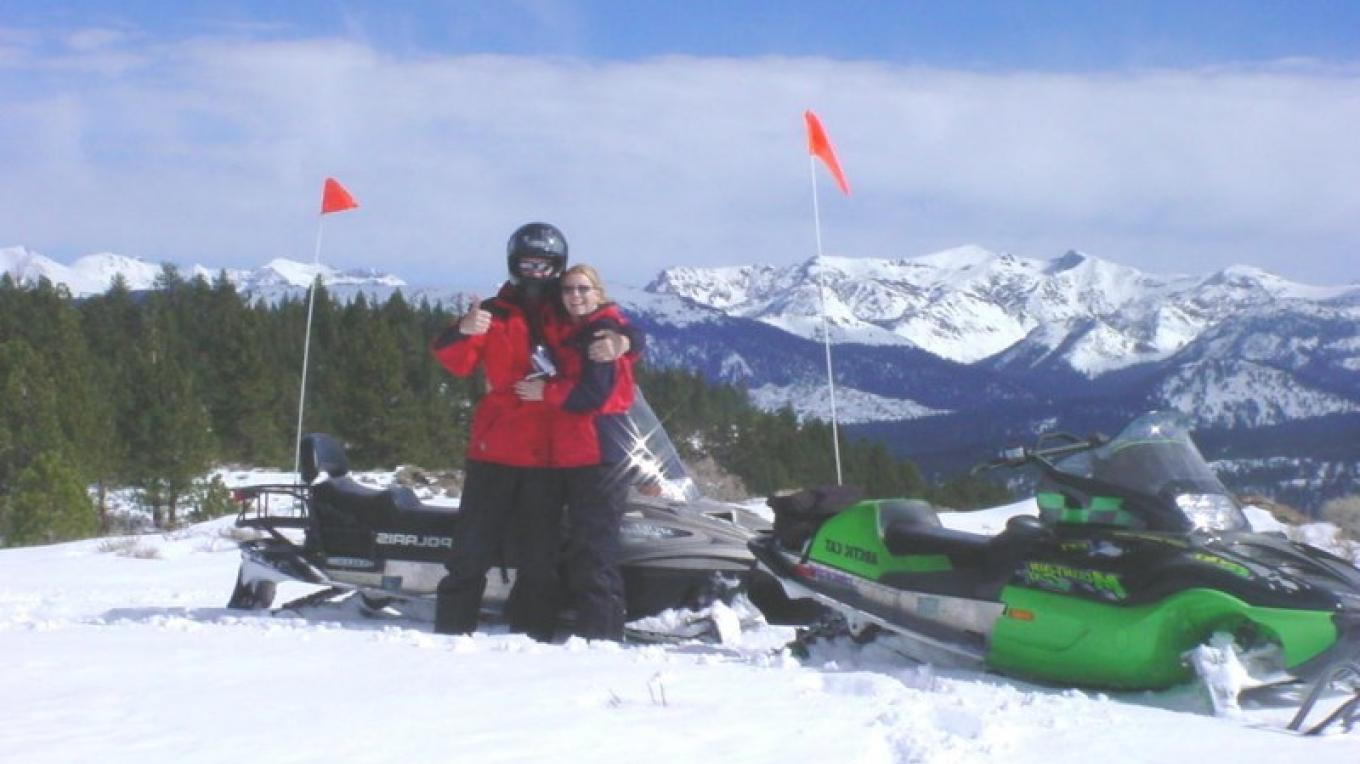 Self-Guided Tour near Bald Mountain – DJ's Snowmobile Adventures, Inc.