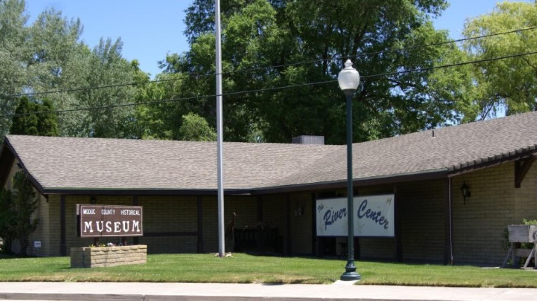 1. Modoc County Museum – Lorissa Soriano