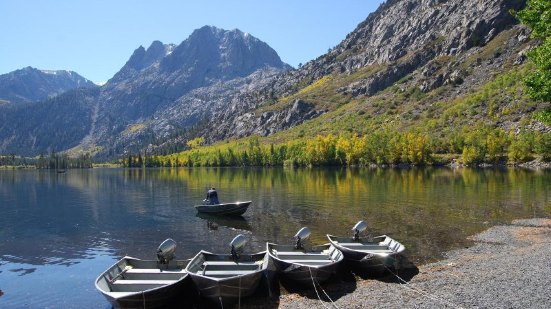 Silver Lake – Sarah McCahill
