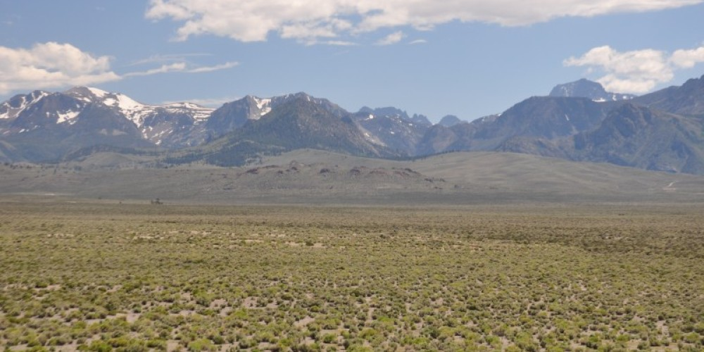 Figure 6, Aeolian Buttes, bow wave from Bishop Tuff eruption 750,000 years ago – Terry Wright
