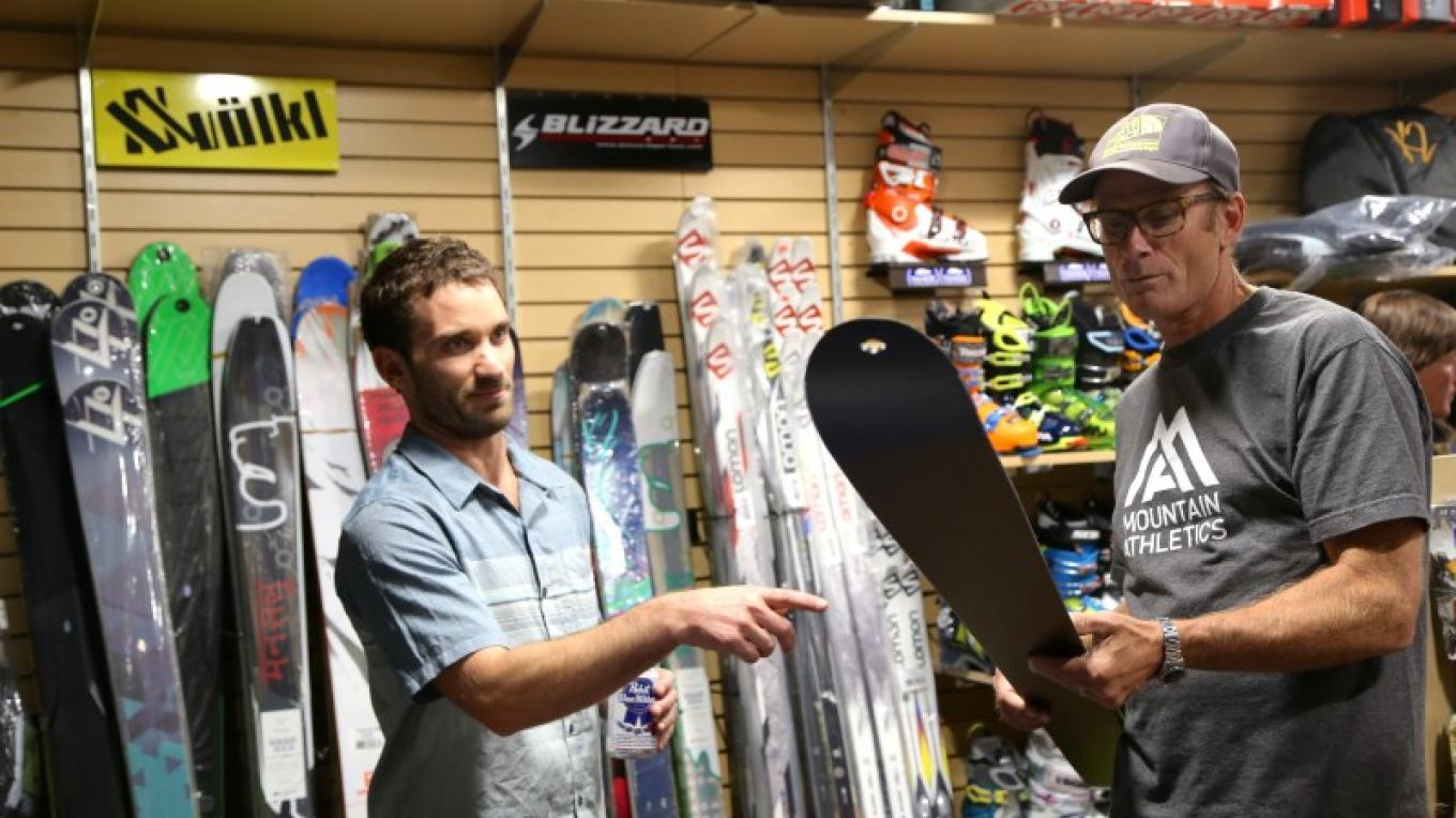 We've got the best backcountry skis, AT skis, all-mountain skis and powder skis for your winter riding pleasure. – High Sierra Marketing
