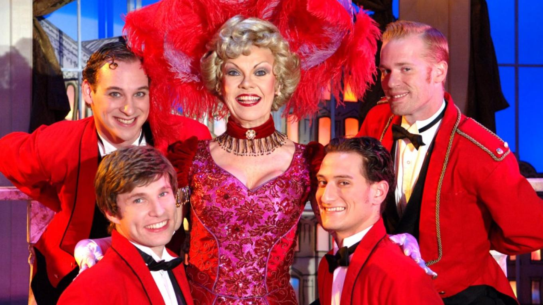 Hello Dolly – courtesy, Sierra Repertory Theater