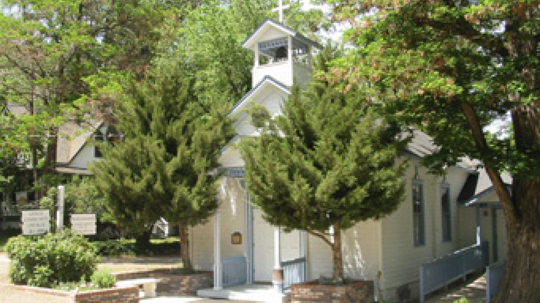 Genoa Town Church - Built 1910 – Jennifer Hollister