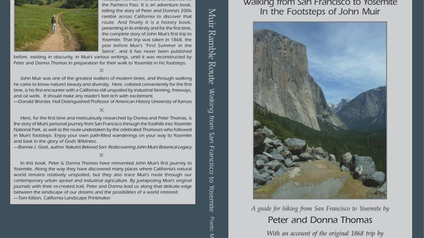 Muir Ramble Route by Peter and Donna Thomas – NoNE - BOOK EXCERPT