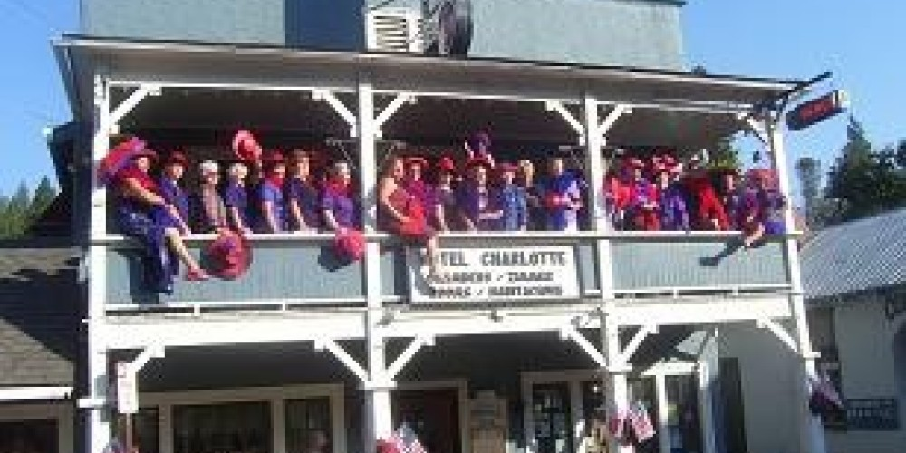 Hotel Charlotte is home of the Red Hats. – Lynn Upthagrove