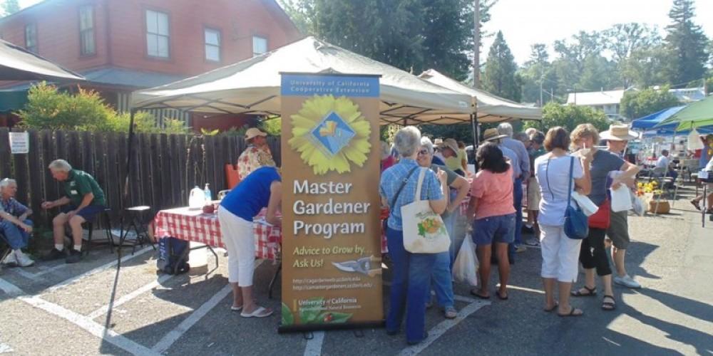 Amador County's Master Gardeners help the Jackson community to grow their own fresh food. – Amador County Farmers Market Association