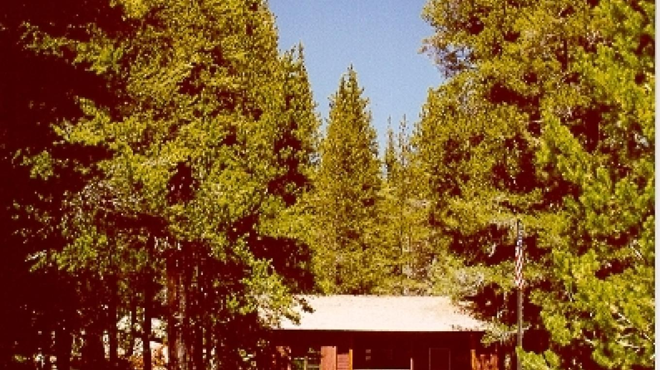 Big Meadows Guard Station – USDA-Forest Service