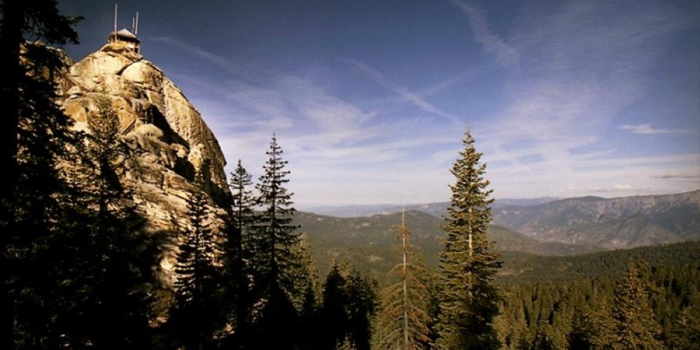 Buck Rock Fire Tower – Michael Darters