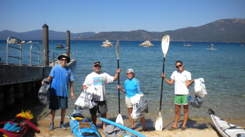 Tahoe Water Trail