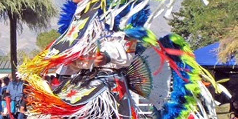 Northern Traditional Dancer – Darcy Ellis