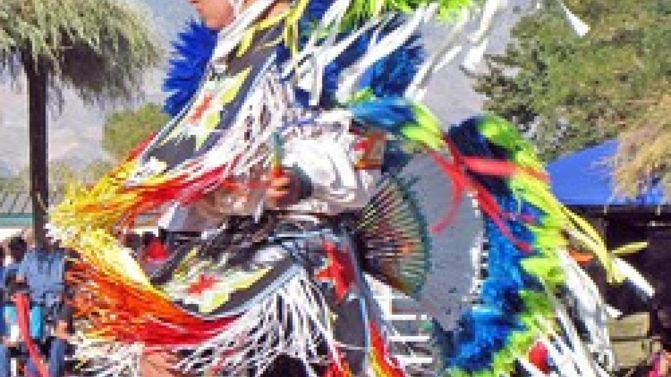 Northern Traditional Dancer – Darcy Ellis