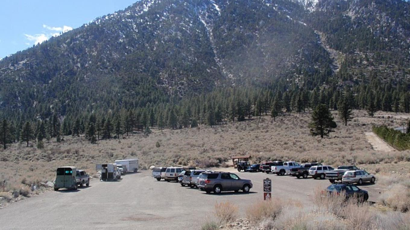 Fay-Luther Trail Head – Carson Valley Trails Association