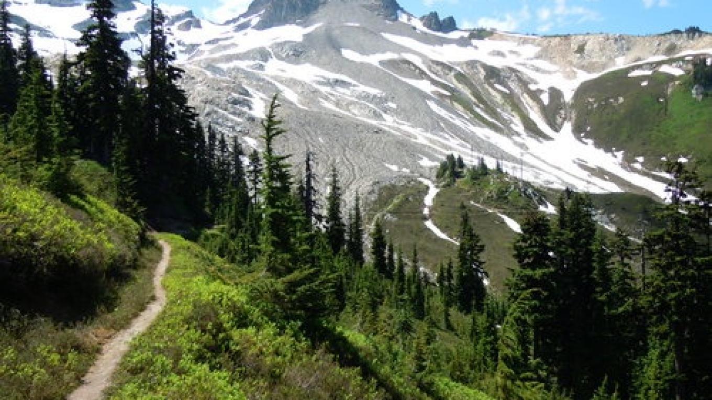 Northern Cascades - Pacific Crest Trail – Sean F. Sweeney