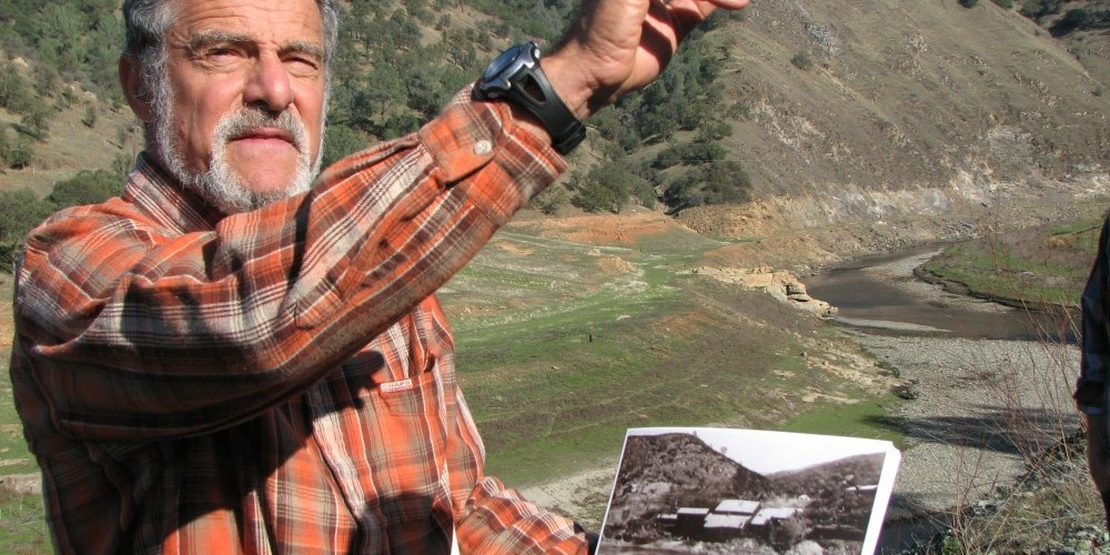 Ralph Mensershausen: Changing Uses of the Land: Bear Valley, Bagby, and the Pine Tree Mine – Bridget Fithian