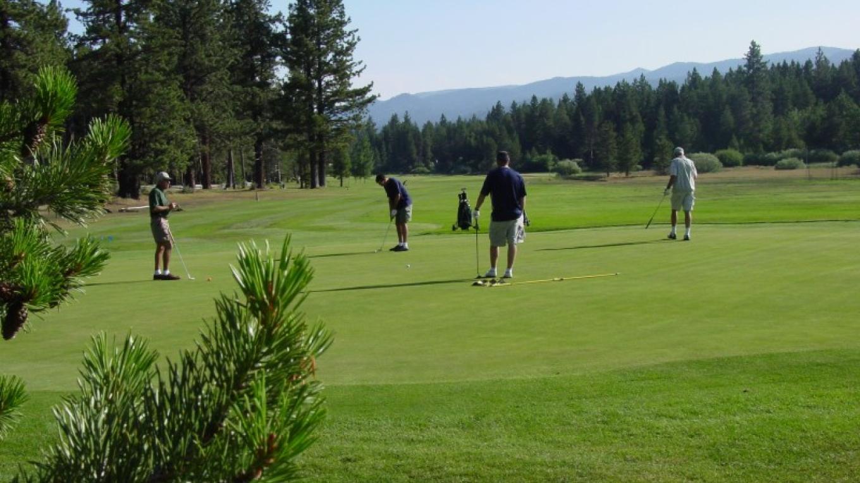 Bijou Golf Course – Rob Swain