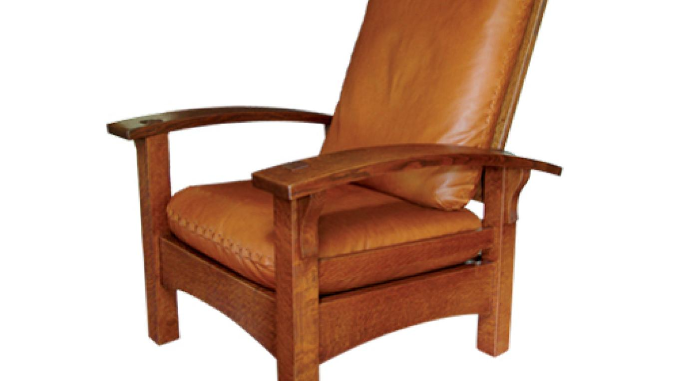 Bow Arm Morris Chair – martha widmann