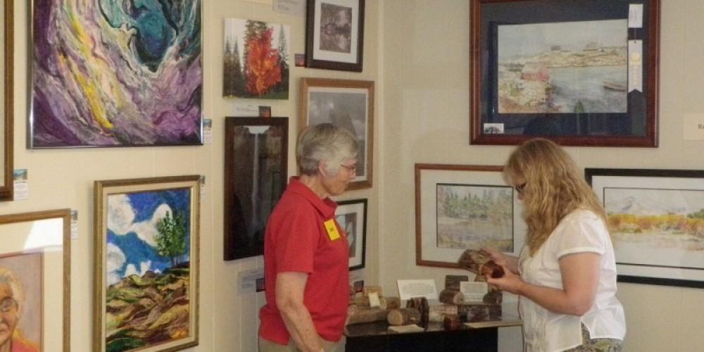 Greater North Fork Community Art Gallery – Joanne Freemire