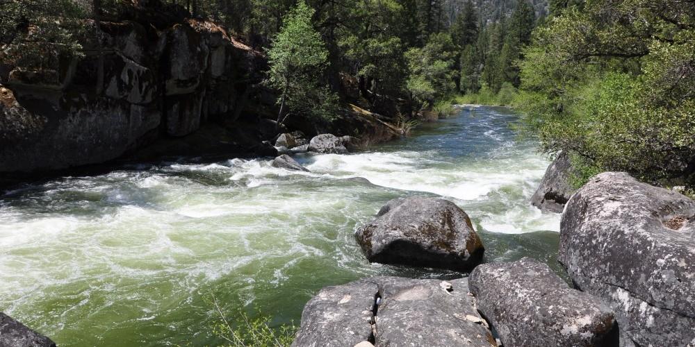 North Fork Mokelumne River – Katherine Evatt