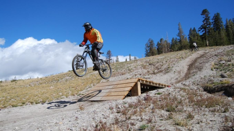 Mammoth Mountain Bike Park – Sarah McCahill