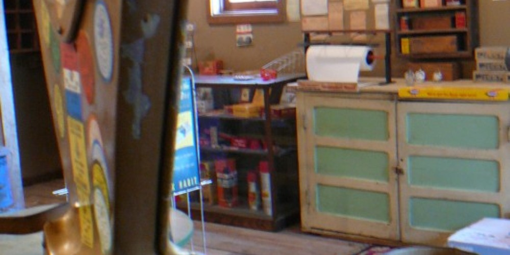 General store interior – Susan Leeper