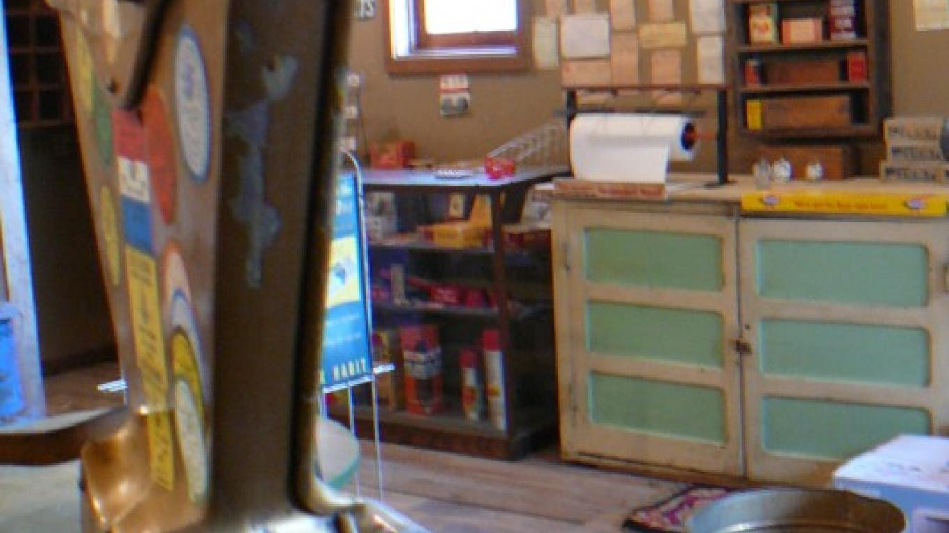 General store interior – Susan Leeper