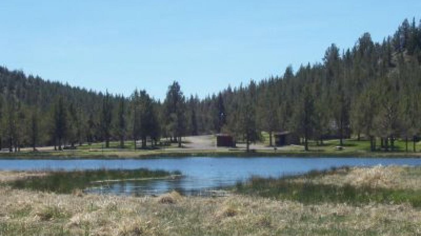 Just One Of Many Beautiful Areas Surrounding Alturas.