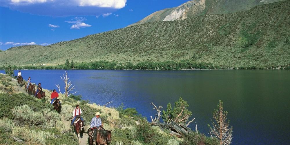 Convict Lake Horseback Riding – Londie Paldesky