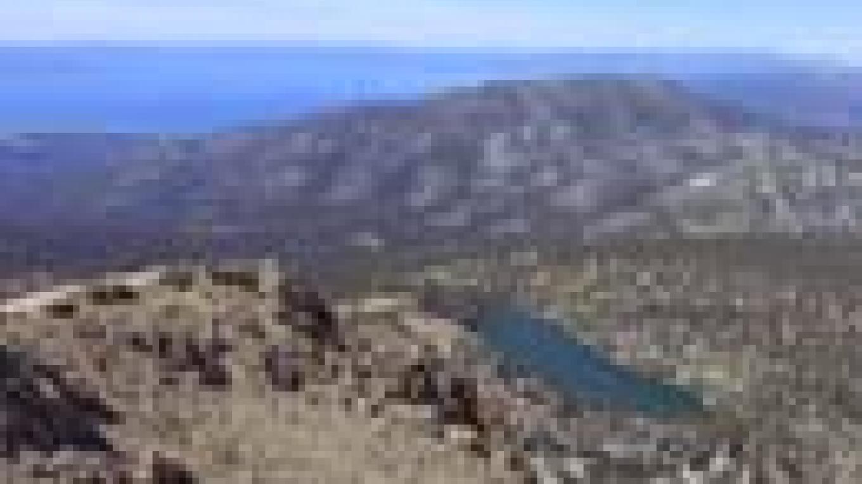 View from top of Freel Peak